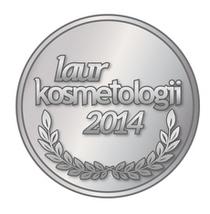 """Srebrny Laur Kosmetologii 2014 dla urządzenia FOCUS RF+ W kategorii """"Urządzenie liftingujące"""""""